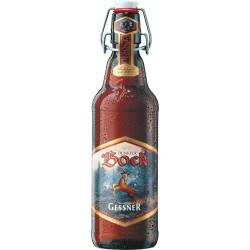 Gessner Dunkler Bock Bügelflasche 20 x 0,5L