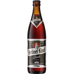 Berliner Kindl Bock dunkel 20 x 0,5L