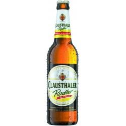 Clausthaler Radler - alkoholfrei 11x0,5L