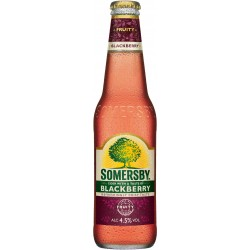 Somersby Blackberry 4x0.33L