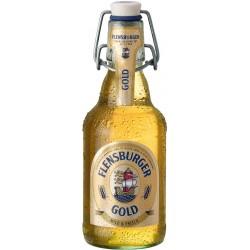 Flensburger Gold Bügelflasche 20 x 0,33L