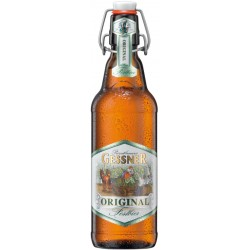 Gessner Original Festbier Bügelflasche 20 x 0,5L