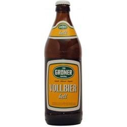 Grüner Vollbier hell 20x0.5L