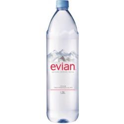 Evian Premium PET 6 x 1.25L