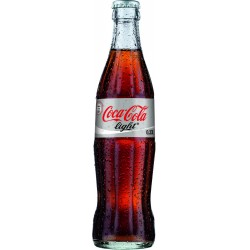 Coca Cola light Glas 24 x 0,33 L