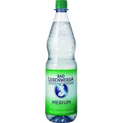Bad Liebenwerda Medium PET 12 x 1L