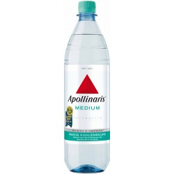 Apollinaris Medium PET 10 x 1L