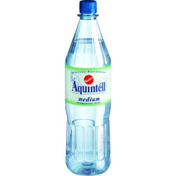 Aquintéll Medium PET 12 x 1L