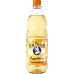 Bad Liebenwerda Teeträume Birne-Quitte-Mate PET 12 x 1L