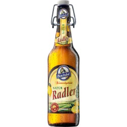 Mönchshof Natur Radler Bügelflasche 20 x 0,5L