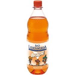 Bad Liebenwerda Brause Apfelsine PET 12 x 1,0L