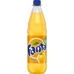 Fanta Orange PET 12 x 1L