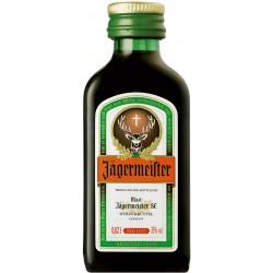 Jägermeister 35% 24x20ml