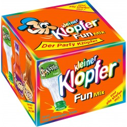 Kleiner Klopfer Fun Mix (3 Sorten) 17% 9x20ml