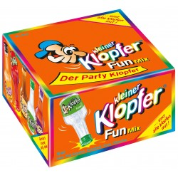 Kleiner Klopfer Fun Mix (5 Sorten) 15-17% 25x20ml