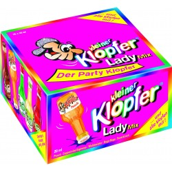 Kleiner Klopfer Lady Mix 16-17% 25x20ml