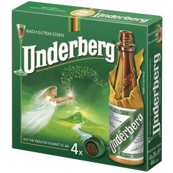 Underberg Kräuterbitter 44% Vol. 4 x 0,02l