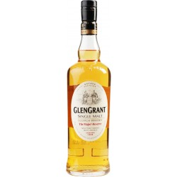 Glen Grant Single Malt Whisky 40% 0.7 L
