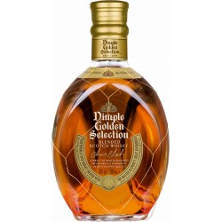 Dimple Golden Selection 40% 0.7 L