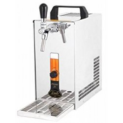 Zapfanlage, Bierzapfanlage, Durchlaufkühler 1-leitig Trockenkühler ( Mieten )
