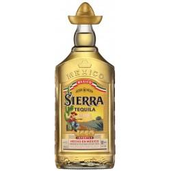 Sierra Tequila Gold Reposado 38% 0.7 L