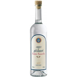 Ouzo of Plomari 40% 0.7 L