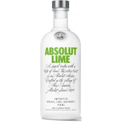 Absolut Vodka Lime 40 % 0,7L