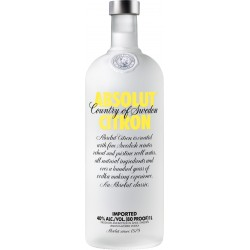 Absolut Vodka Citron 40% 0.7 L
