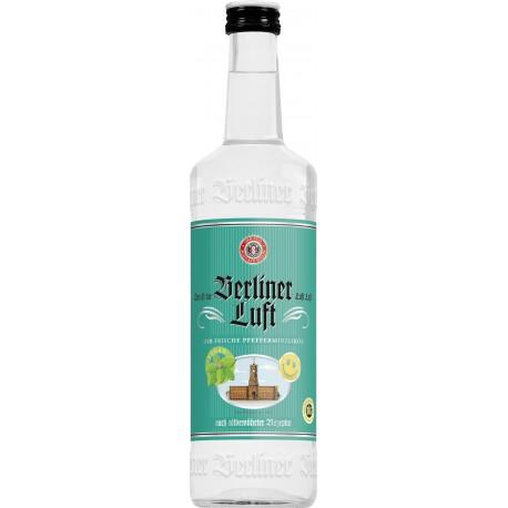 Berliner Luft Pfefferminzlikör 18% 0.7 L