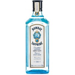 Bombay Sapphire London Dry Gin 40% 0.7 L