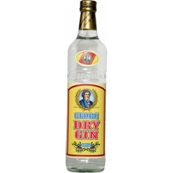 Georg Dry Gin 37,5% 0.7 L