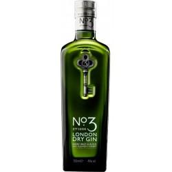 No.3 London Dry Gin 46% 0.7 L