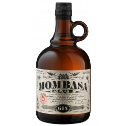 Mombasa Club London Dry Premium Gin 41,5% 0.7 L