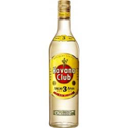 Havana Club Añejo 3 Años 40% 1 L