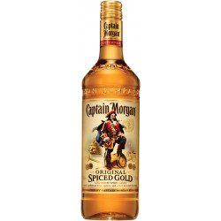 Captain Morgan Spiced Gold 35% 0.7 L