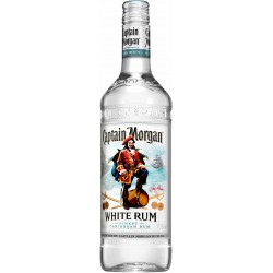 Captain Morgan White Rum 37,5% 0.7 L