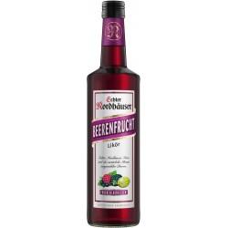 Echter Nordhäuser Fruchtige Beerenfrucht Likör 18% vol 0,7L