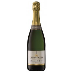 Gratien & Meyer-Sekt Cremant de Loire trocken 0.75 L