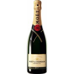 MOET CHANDON Brut Imperial Champagne 0.75 L