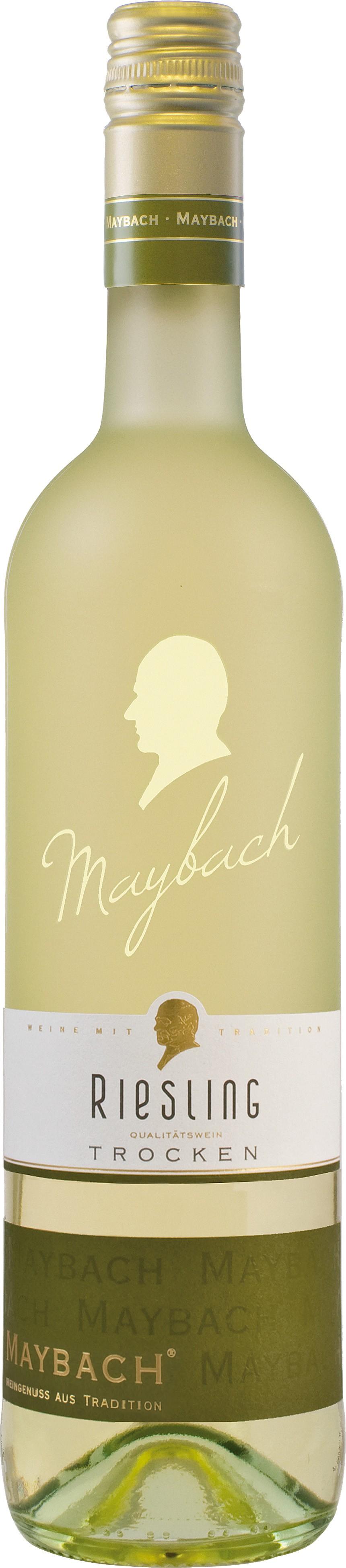 maybach riesling qba trocken 0.75 l