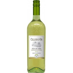 Cellier d'Or Cotes de Gascogne trocken 1 L